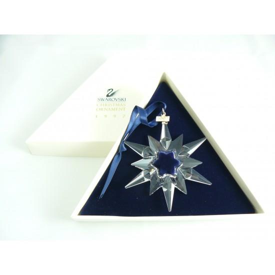 Swarovski Stella di Natale Edizione Annuale 1997